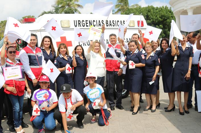Cruz Roja 2016